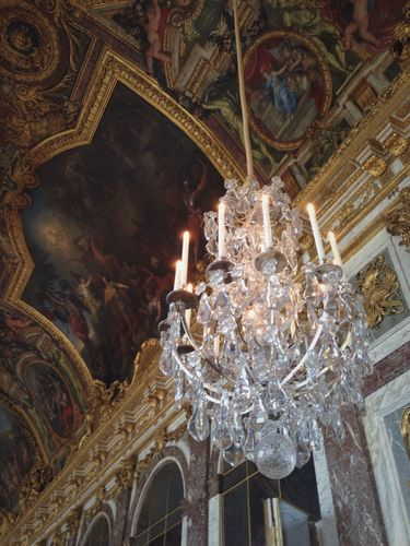 Hall of Mirrors Chandelier