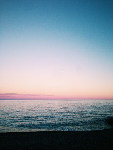 A Mediterranean Sunset