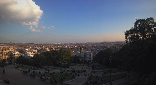 The View from Sacré-Cœur