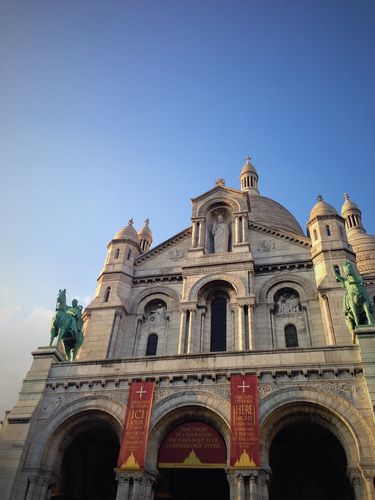 Magic Hour at Sacré-Cœur