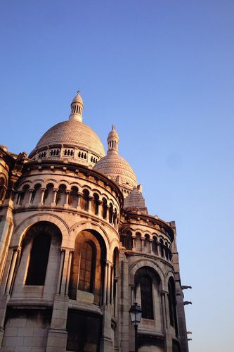 Catching the Light at Sacré-Cœur