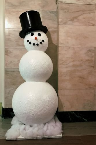 Frosty?