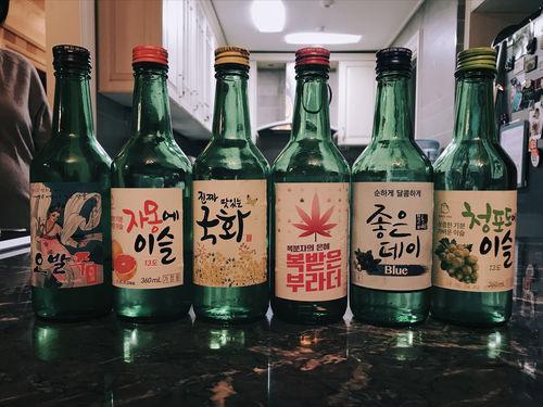 A Soju Tour
