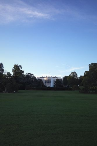 """Late Summer """"Daily"""" White House"""
