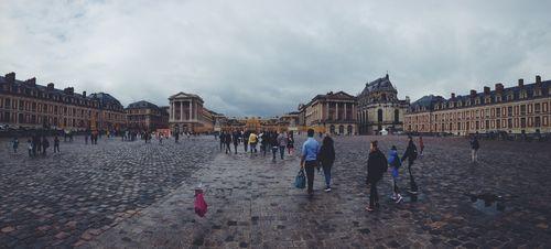 Le Château de Versailles Panorama