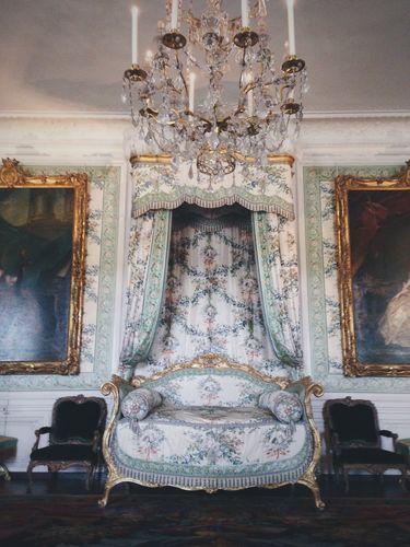Madame Victoire's Bedchamber
